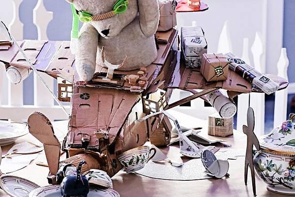丹�之花- �民且充��意的皇室餐桌 by Shane B rox_2