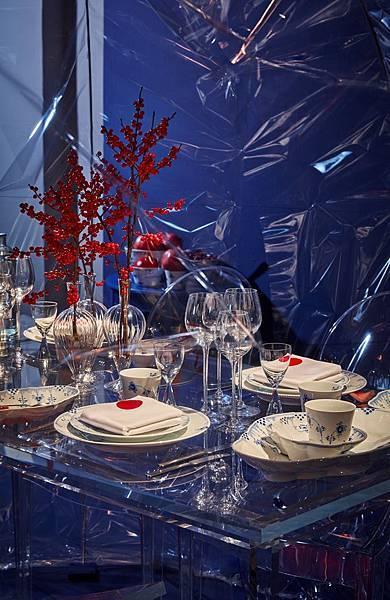 藍色繽紛唐草Blue Elements_屬於丹麥人的聖誕心by Jarl Friis Mikkelsen_2.jpg
