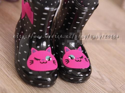cat雨鞋