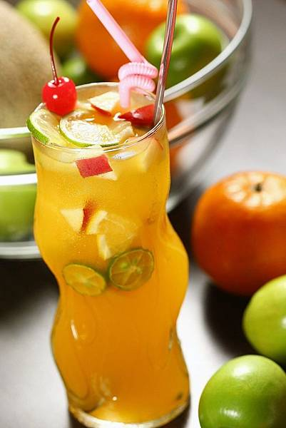 愛喝水果茶 竟然會傷害牙齒?((新聞分享))