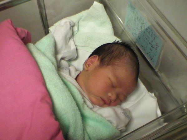 2005/10/21我的寶貝恩恩出生囉~~