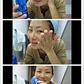 化妝水使用過程