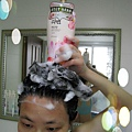 頭頂洗髮精