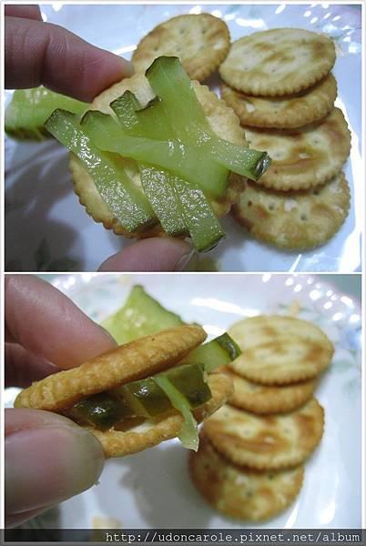 小黃瓜家拿餅拚