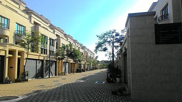 伍彩巴黎是安南醫院附近精美養生透天住宅