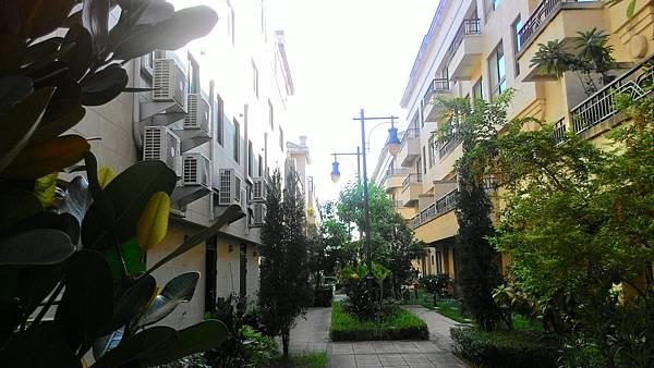 鳥語花香的社區,早晨能被鳥兒喚醒,真是一種奢華的享受