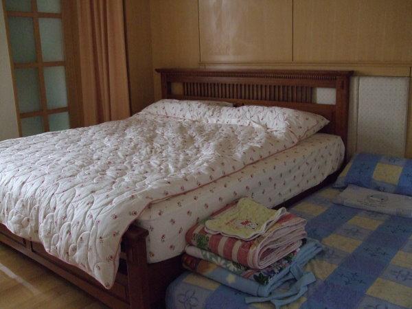大床+小床