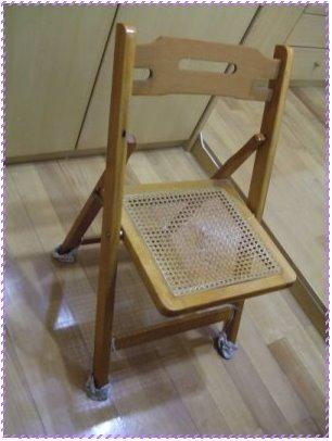 壞掉的椅子1