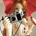 [re-ment] 鞋組 一代:雨傘+相機
