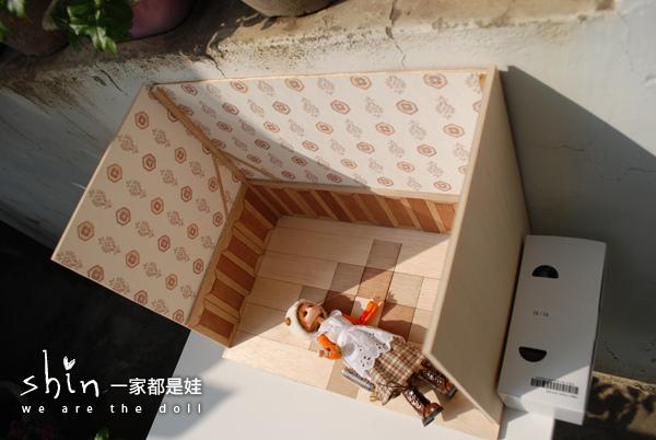 [Obitsu PARABOX] 鄉村風背景板
