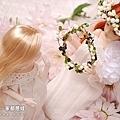 [notdoll Lucy + J-doll] 天使降臨白色聖誕