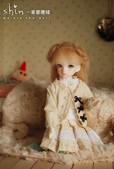 [Roxy Lucy] 羊咩大集合--自製羊毛假髮