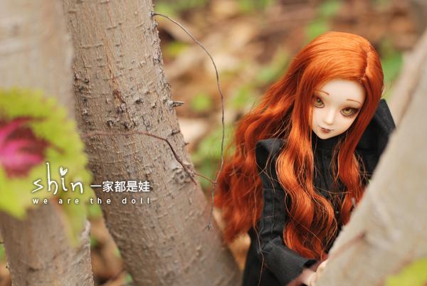 [J-doll] 森林小魔女