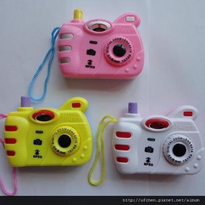 兒童仿真動物相機