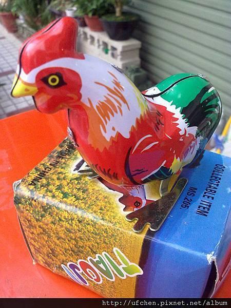 鐵皮公雞(精緻收藏版)