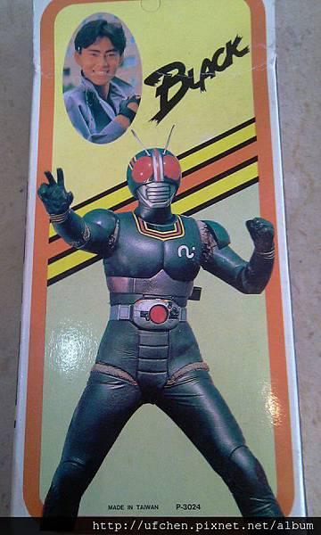 25年前台製 幪面超人一號 人偶