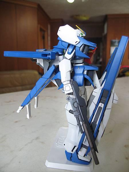 HG00 Gundam Rasiel + Sefer