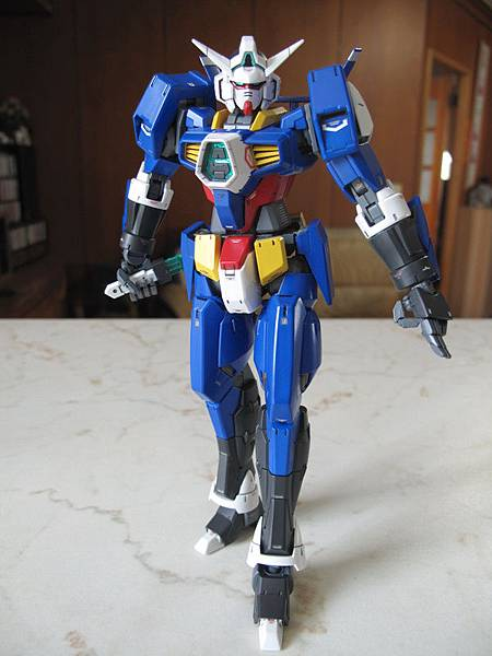 MG Gundam AGE-1 Spallow