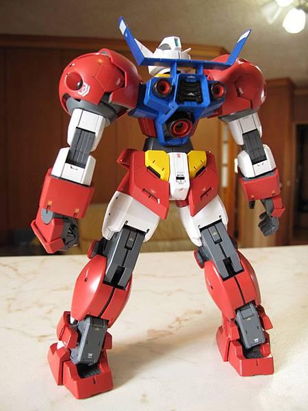 MG Gundam AGE-1 Titus