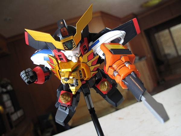 D-Style 勇者王 Gaogaigar