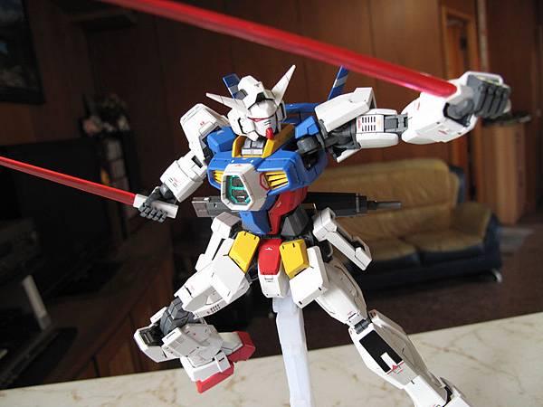 MMG Gundam AGE-1 Normal