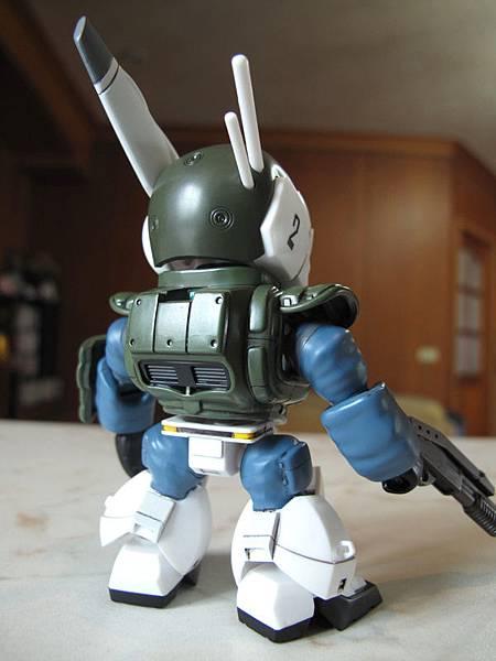 D-Style Ingram Reative Armor