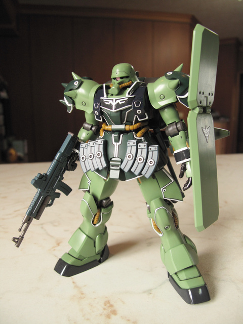 HGUC Geara Zulu (Guard type)