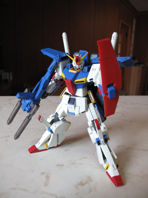 HGUC ZZ Gundam