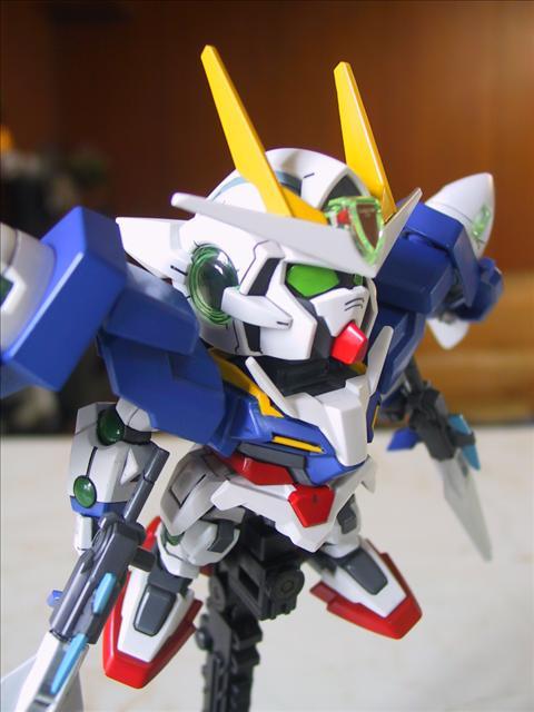 BB 00 Gundam
