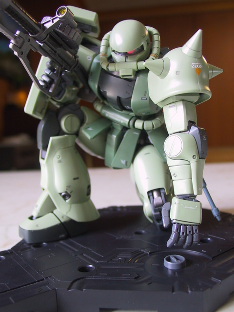 MG Zaku II type-F ver 2.0