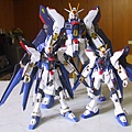 MG Strike Freedom Full-Burst Mode