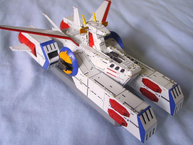 EX-Model Whitebase