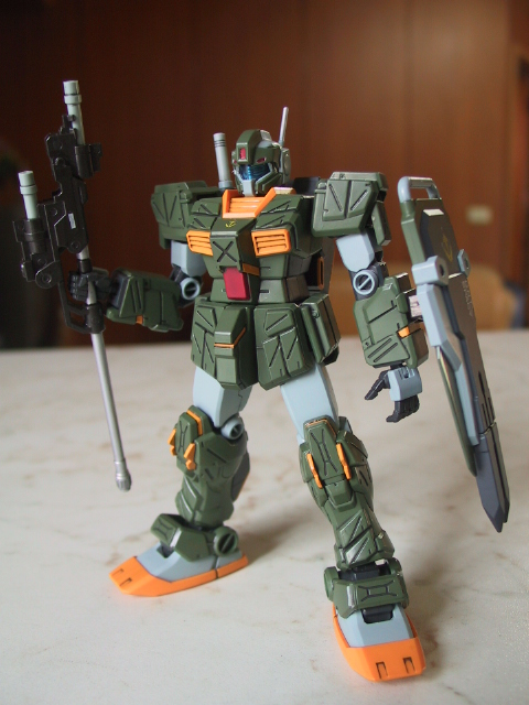 HGUC GM Striker