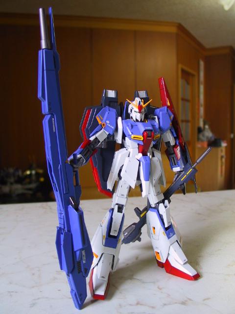 MG Z Gundam ver.2.0