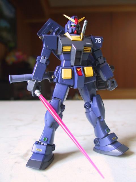 HGUC Titans Gundam