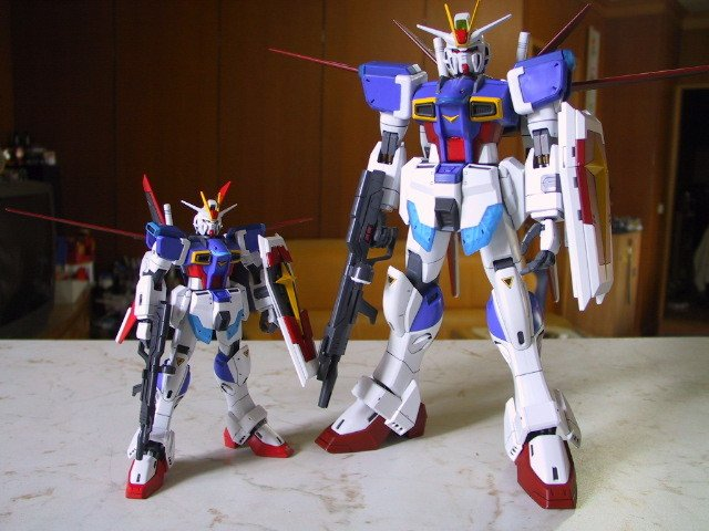 1%2F60 Force Impulse Gundam