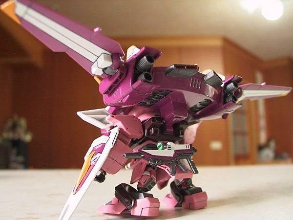BB Justice Gundam