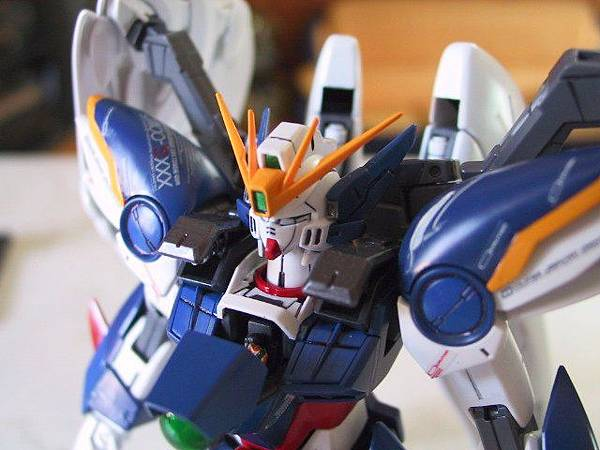 MG  Wing Gundam Zero custom