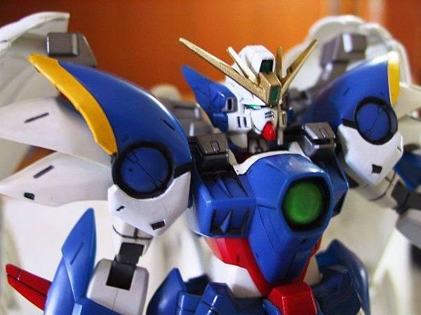 MG  Wing Gundam Zero custom