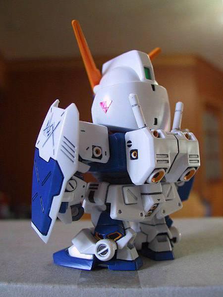 BB  Gundam NT-1