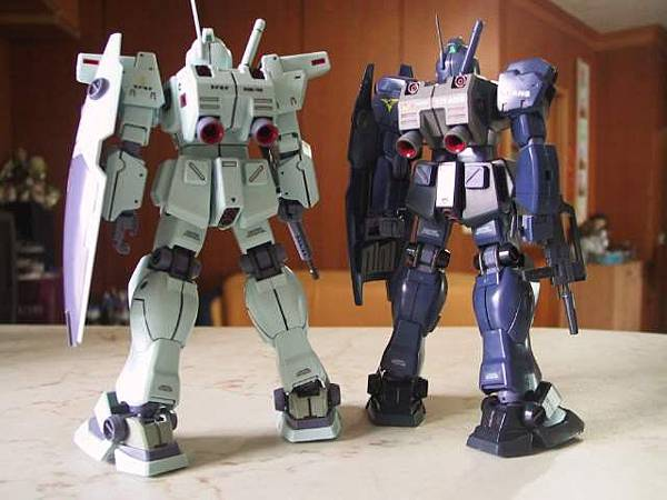 MG  GM Custom  +  GM Quel