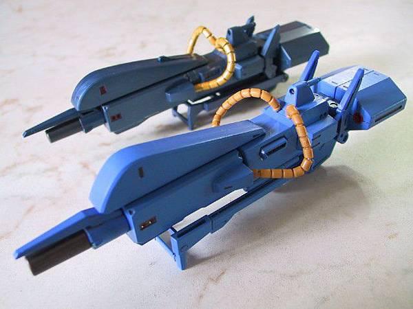 HGUC 百式 +Mega Bazooka Launcher
