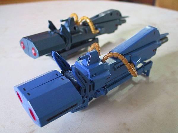 HGUC 百式 +Mega Bazooka Launche...