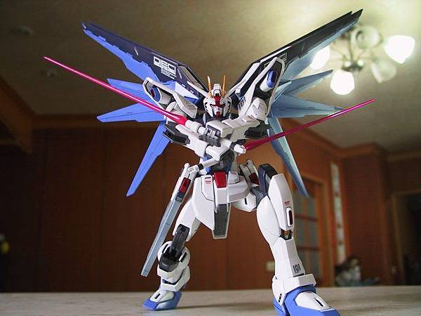 MG  Freedom Gundam