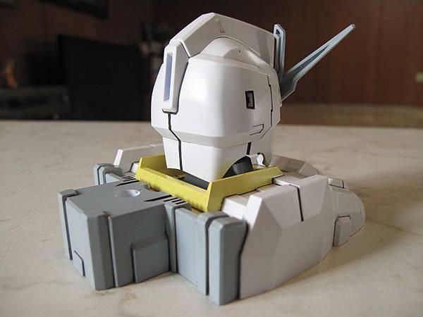 1/48 Z Gundam 3號機 頭像