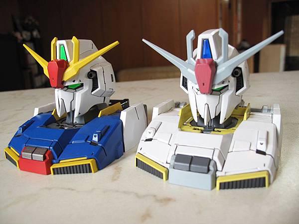 1/48 Z Gundam 頭像