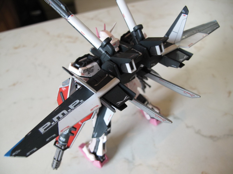 RG Strike Rouge IWSP