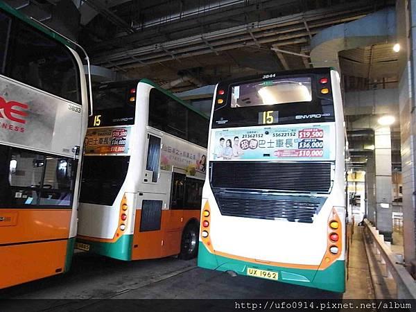 往太平山頂15路巴士