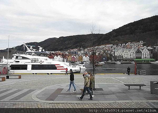 離開Bergen最後一瞥