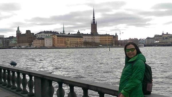 斯德哥爾摩市政廳外景